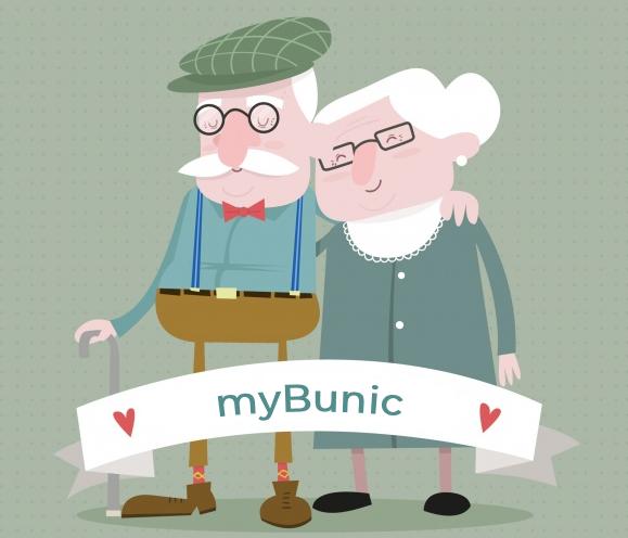myBunic – Solutia care te scapa de grija celor de acasa