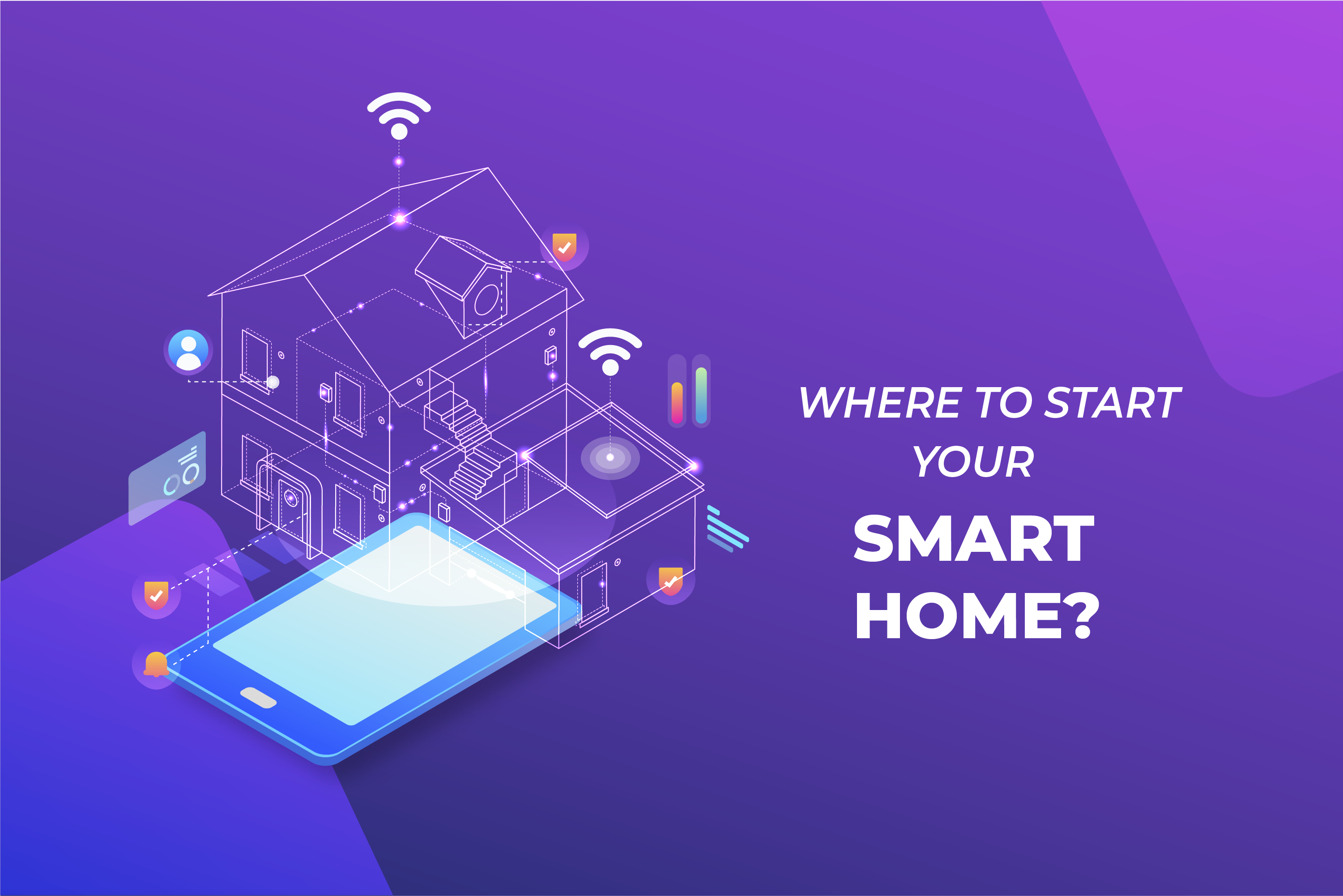 myl2 where to start smart home automation steps hubs zwave zigbee homekit apple samsung