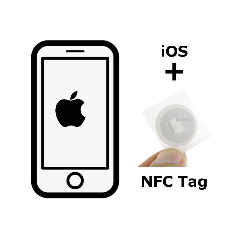 iOS + NFC Tag