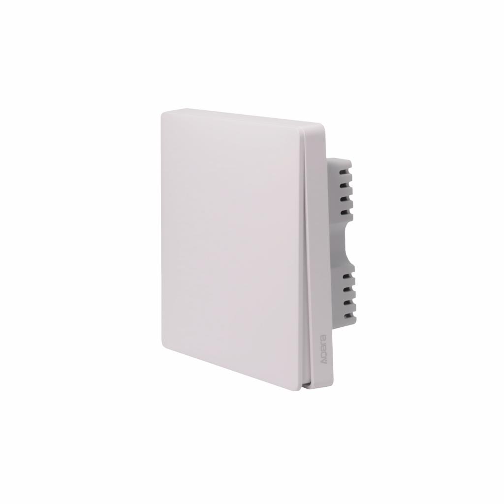 wall switch with one button no neutral wire xiaomi aqara zigbee