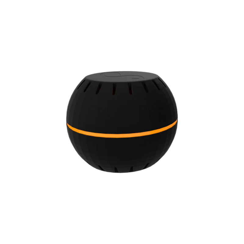 wifi temperature and humidity sensor shelly black