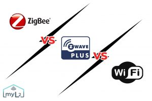 ZigBee vs Z-Wave vs Wi-Fi homeautomation hubs philips hue samsung smartthings wi-fi z-wave zigbee