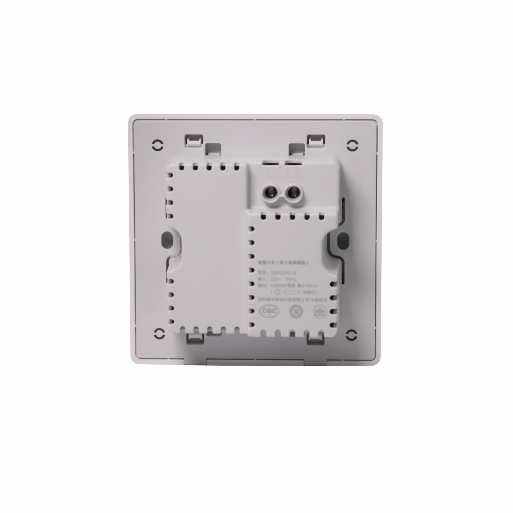 Zigbee Wall Switches, No NEUTRAL Wire