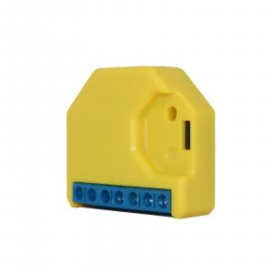shelly rgbw2 releu smart wifi automatizare banda led