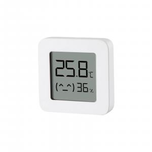 senzor de temperatura umiditate cu afisaj lcd bluetooth patrat xiaomi aqara