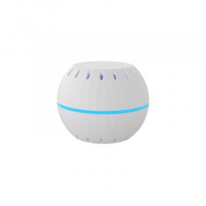 senzor de temperatura si umiditate wifi shelly alb