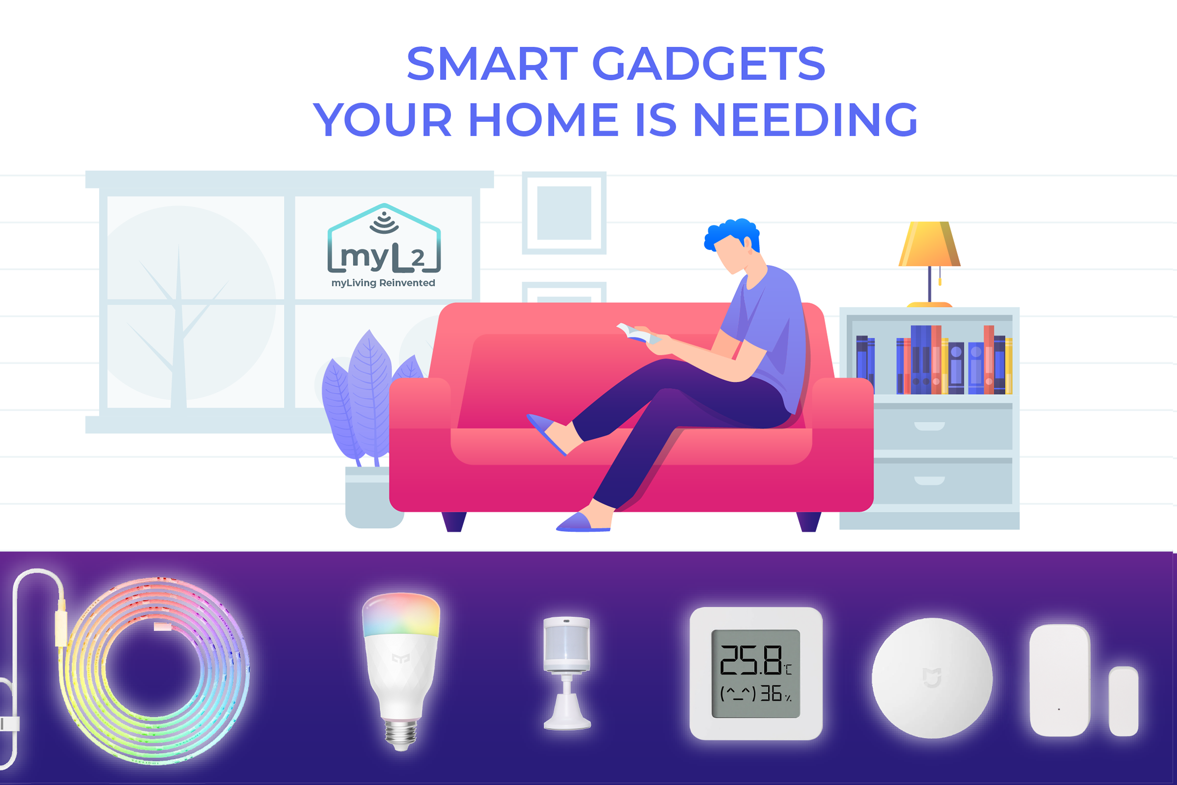 smart gadgets your home is needing