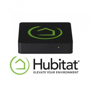 Hubitat Elevation C-7 Zigbee Z-Wave hub inteligent