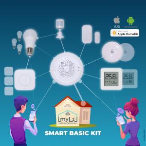 smart basic kit one bedroom apartment garsoniera