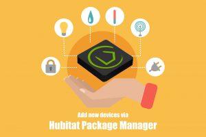Hubitat Package Manager HPM
